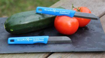 Küchenmesser mit Werbung 6260